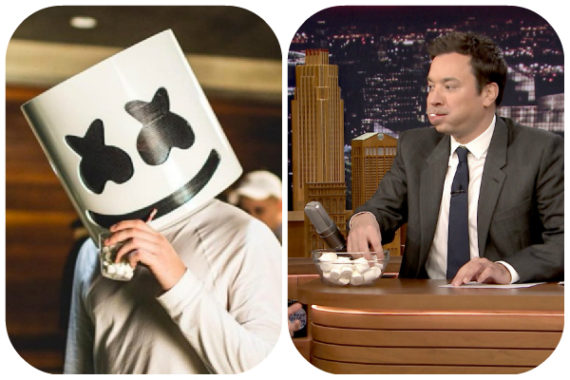 MARSHMELLO DENIES JIMMY FALLON APPEARANCE AFRAID OF BEING ROASTED