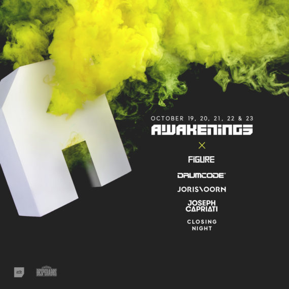 TECHNO GIANT AWAKENINGS PREPARES FOR 5 DAY GASHOUDER SHOWDOWN