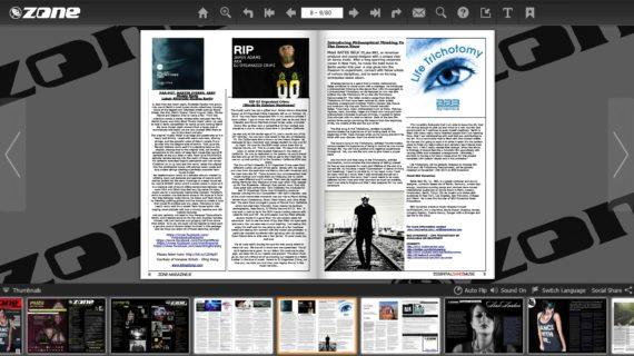 Xone Magazine Ireland feature